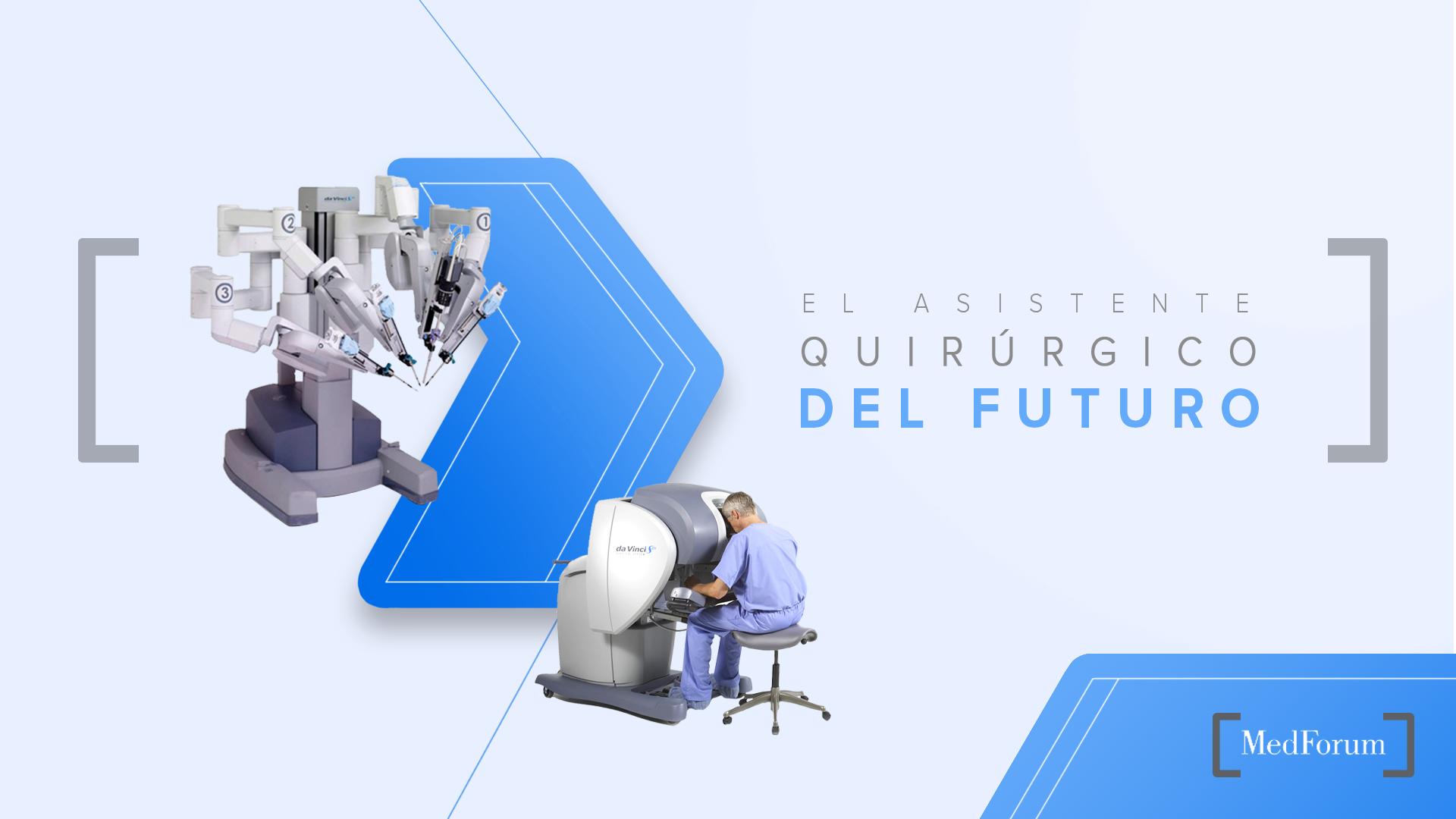 Da Vinci, el robot que está cambiando la cirugía