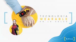 Tecnología weareable en la salud